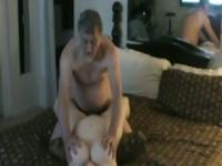 old people fucking American Couple Makes Their First Sextape
