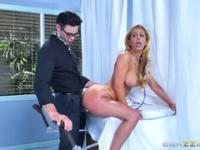 Cheating porn video featuring Cherie Deville and Charles Dera
