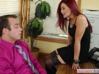 Attractive tattooed Ryder Skye been shot in rimming scene