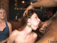 Cute dusky black MILF in my favorite interracial video