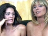 Mother-Daughter Porno Fail
