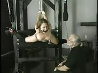 BDSM punish session