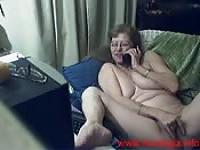 Granny phone sex