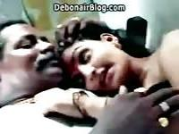 Indian passionate couple fuck
