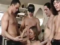 French swinging slut fuck