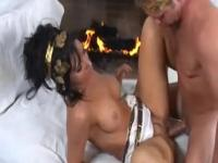 Big butt porn video featuring Diana Prince and Hunter