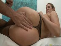 Cute Briella Bounce has allowed to fuck her in the ass