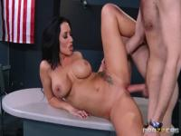 Blow job sex video featuring Danny D and Jayden Jaymes