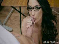 Pornstar Sex-Video mit Anissa Kate und Marc Rose.