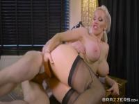 Hot mom porn video featuring Danny D and Rebecca Moore