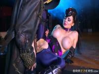 Cosplay Sex Video mit Aletta Ocean und Danny D.