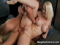 Fetching bald MILF Mandy Sweet featuring nice facial cumshot porn movie