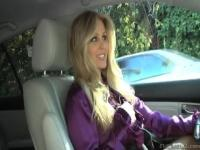 Seductive breasty mom Julia Ann gets fucked hard