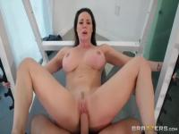 Pornstar sex video featuring Kendra Lust and Keiran Lee