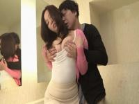 Gorgeous oriental MILF Kaori featuring blow job video