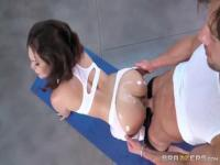 Pornstar porn video featuring Jean Val Jean and Kimber Woods