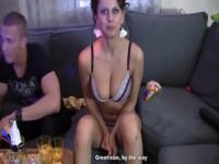 Stockings porn video featuring Mandy Dee, Tolina and Yani A