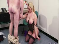 Big tits porn video featuring Viktoria Blonde and Victoria Summers