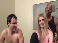 Charming blond babe Mandy Snyder got drilled very hard