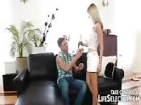 Hot teen russian Gina