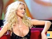 Victoria Silvstedt Titten oops