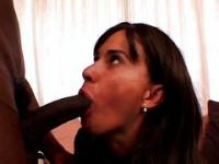 Ass addict black cock gets satisfied