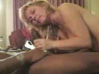 Black dude fucking a horny wife 2