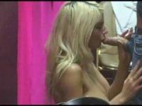Divertido backstage de Puma Swede