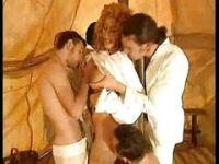 Mature Milly Gangbang.