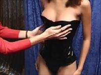 Korsett Video 03 by Master Y Corset Fetisch