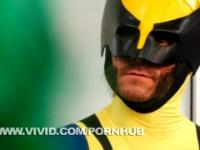 Wolverine, Rogue, and Other X-Men Fucking Parody