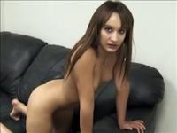 Amateur Excited Whore Fucked at a porn casting