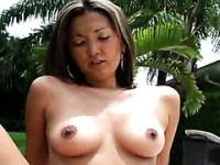 College Exotic Hottie Pounded Hard