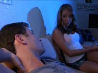 Brother and stepsister fantasy porn video
