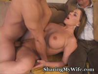 Housewife & Hubby Fulfill Fantasy