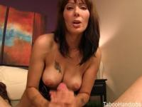 Mother's Day Seduction - Zoey Holloway Taboo Handjob