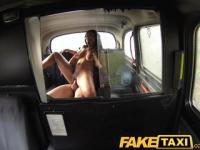 FakeTaxi Sexy nurse wearing no knickers wants cock