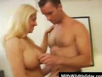 Milf On Holiday Cala Cock Sucks A Total Stranger