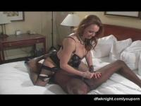 Gorgeous MILF Loves Bareback BBC