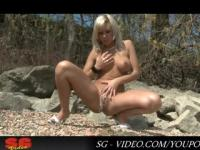 Street and Panty Pisser Adriana Russo Full HD
