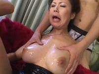 Cum Slurping Asian - Amorz