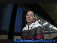 PublicAgent Bootilicious Katka fucks me for cash