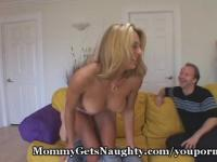 Mommy Loves Young Cock