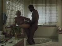 Blonde Likes Chocolate Cock - Gentlemens Video