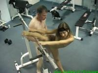 flexi sex at the gym