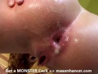 Hottest Anal Creampie Compilation