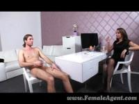 FemaleAgent - Awkward casting for enw agent