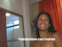 Brazilian Housewife Fucks Black Tourist Intro P1