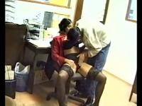 Indian office sex