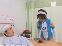 Android-Nurse Blowjob